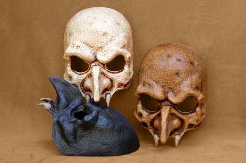 Nosferatu Vampire Mask