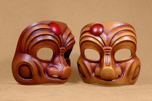 Classical Harlequin  Comedia Dell'Arte Mask