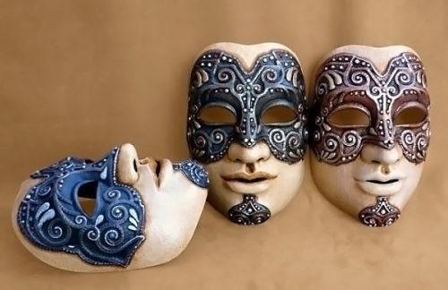 Fidelio Carnival Mask