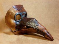 Masque Italien Médecin de la peste personnalisé