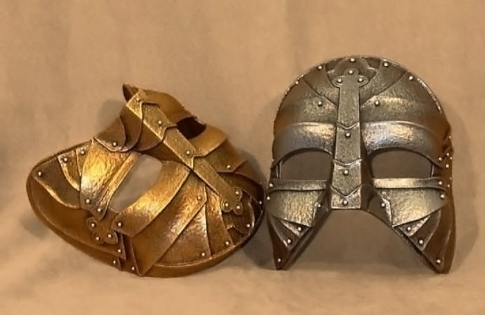 Knight Medieval Mask